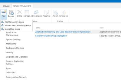 service application