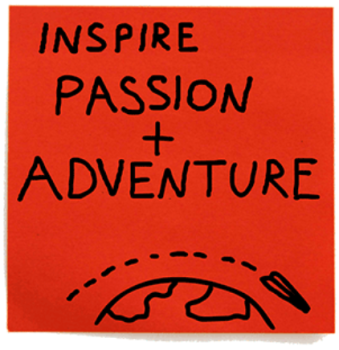 Inspire Passion and Adventure