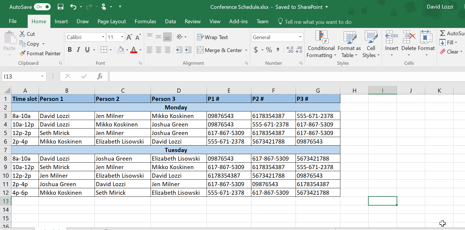 Watch How to Use Vlookup With an Excel Spreadsheet video