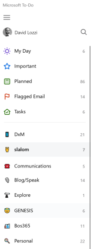 I jumped to Microsoft To-Do, and you should too | David